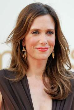 36. Actress and comedienne Kristen Wiig (Bridesmaids, Saturday Night Live) Photo: Chris Pizzello