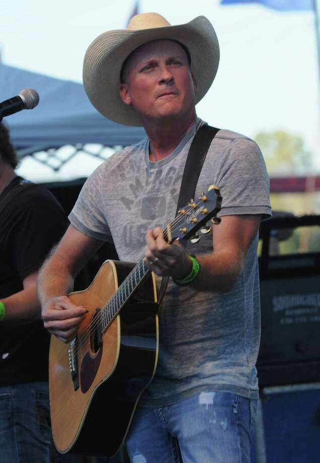 Recording Artist Kevin Fowler performs during Dierks Bentley's 6th annual Miles & Music for Kids at Riverfront Park on October 16, 2011 in Nashville, Tennessee. Photo: Rick Diamond, Getty Images / 2011 Getty Images