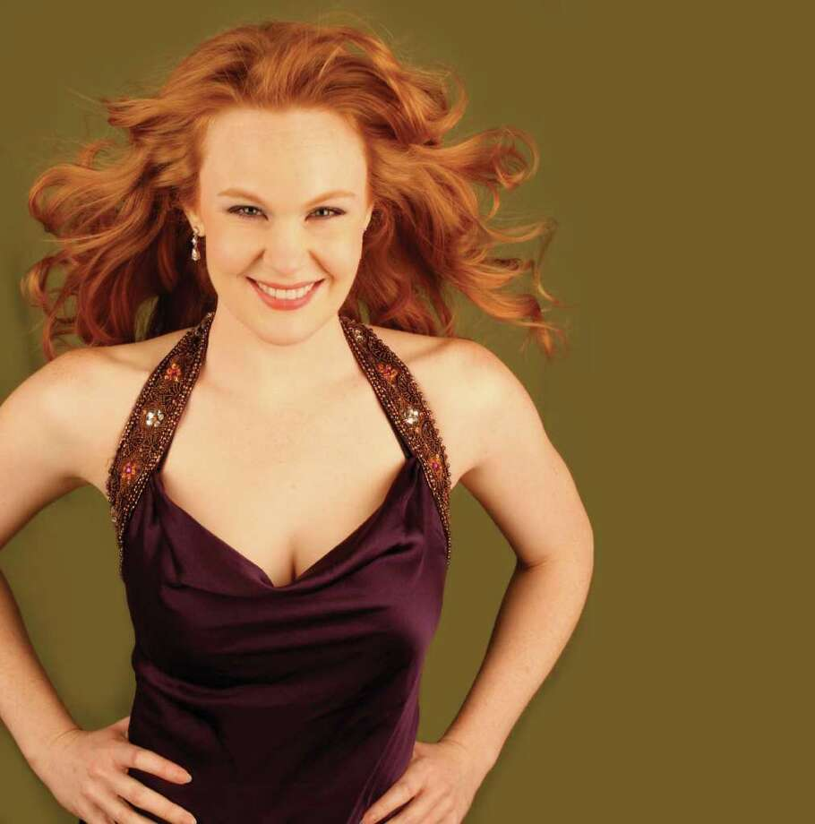courtesy photo live at feinstein's: Kate Baldwin's voice is a treat to hear on She Loves Him. Photo: Picasa 3.0 / Handout Email