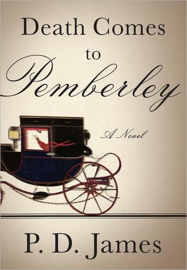 Book cover for Death Comes to Pemberley by P.D. James Photo: Xx
