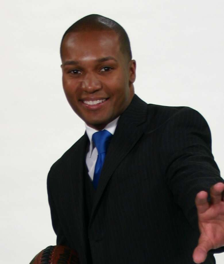 Sportscaster Darren M. Haynes Photo: KABB