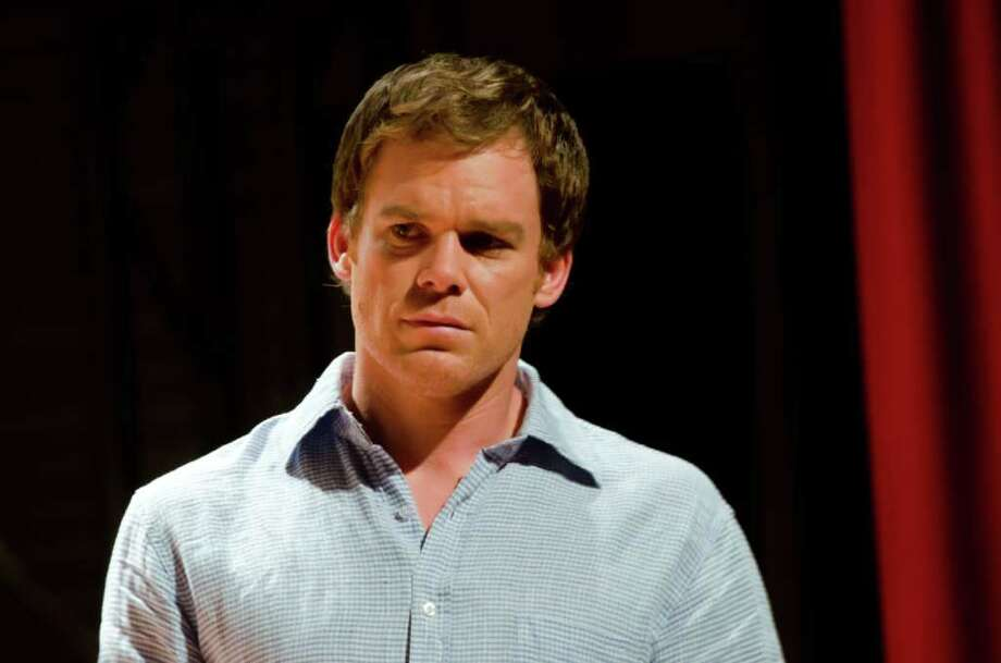 "Michael C. Hall as Dexter in Showtime 's ""Dexter."" Photo: Randy Tepper / Copyright: Showtime 2011"