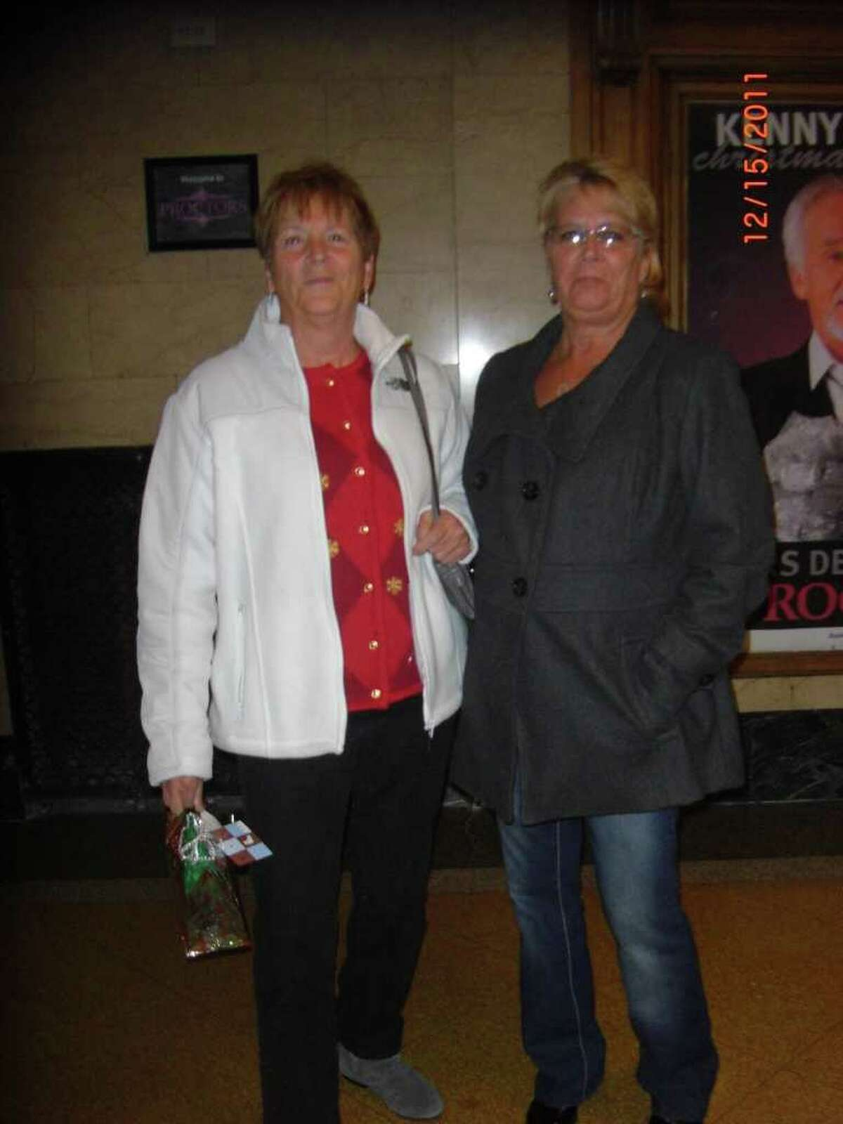 Were you seen at Melodies of Christmas at Proctors in Schenectady on Thursday, Dec. 15, 2011