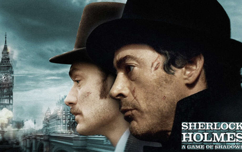 """""""Sherlock Holmes: A Game of Shadows"""" is now playing in area movie theaters. Photo: Contributed Photo / Westport News contributed"""