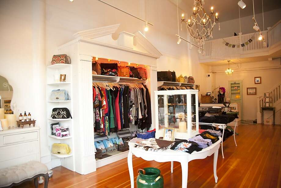 Heroine is a new store in Noe Valley for expecting and recent mothers. Photo: Angela Clement Gomez