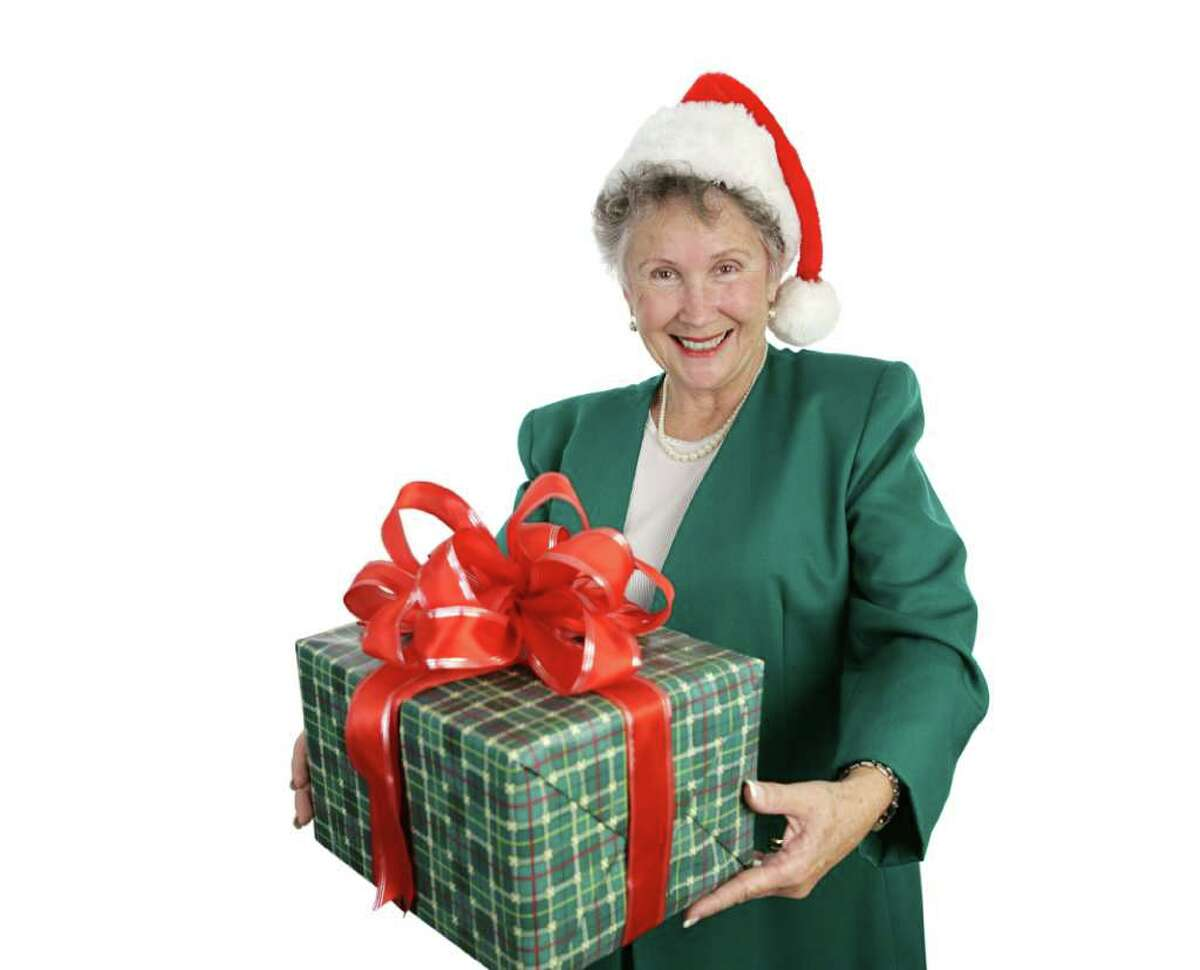 A gift can make a difference to a person with Alzheimer's disease. Fotolia