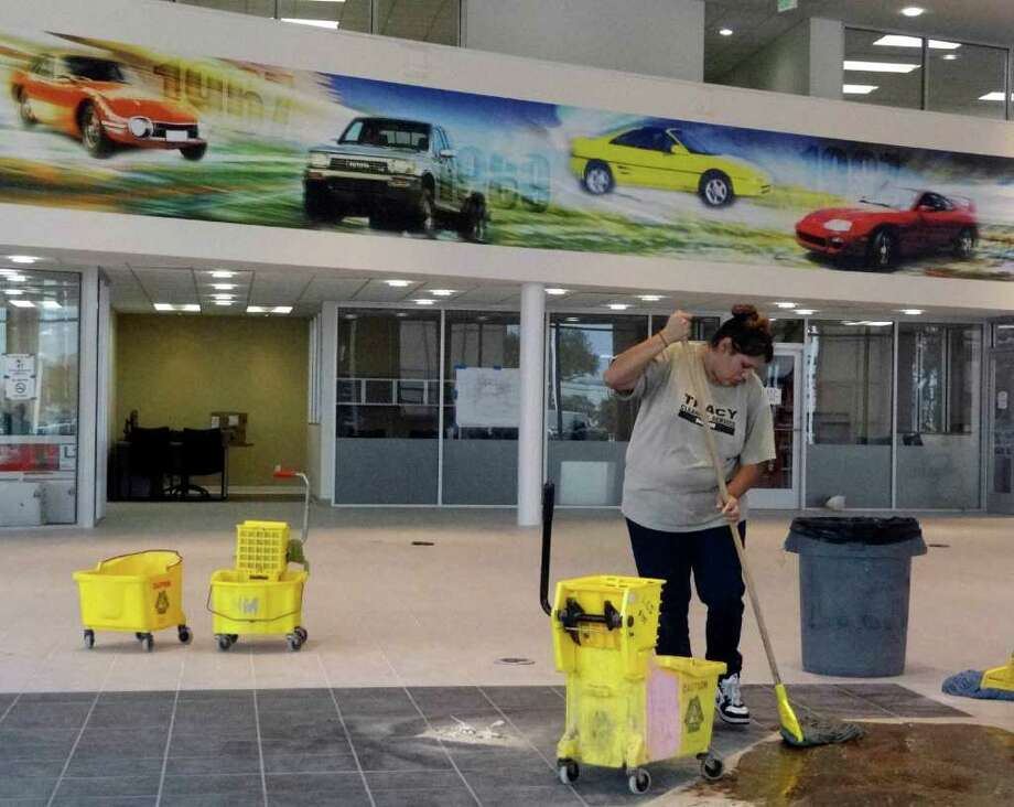 Alamo Toyota Scion Opens Monday In New Location San Antonio