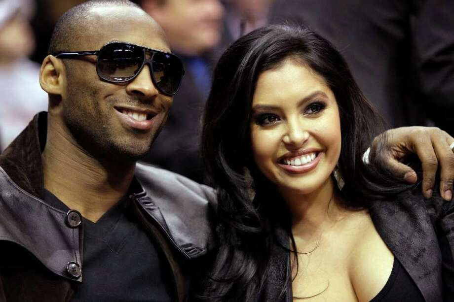 ASSOCIATED PRESS FILE SPLITTING UP: Los Angeles Lakers guard Kobe Bryant and his wife, Vanessa, have had a tumultuous marriage. Photo: LM Otero / AP2010