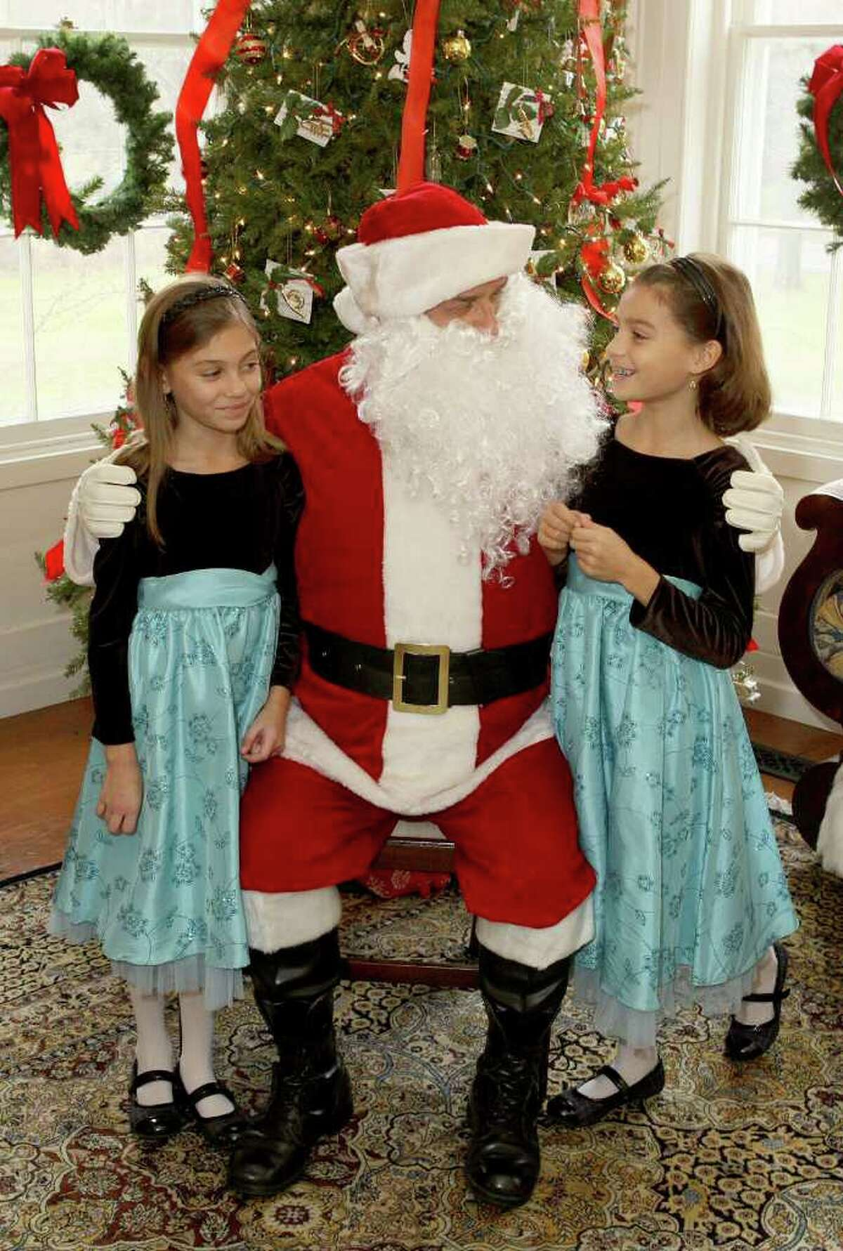 Were you Seen at the Pruyn House Annual Children's Holiday Party in Colonie on Saturday, Dec. 17?
