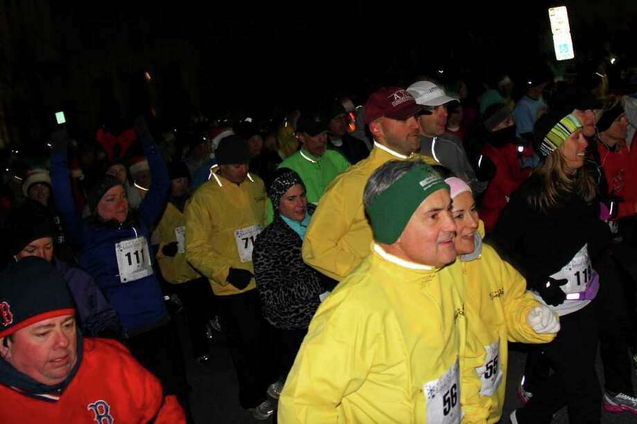 Were You Seen at the 15th Annual Albany Last Run 5K on Saturday, December 17, 2011? Photo: Brian Tromans