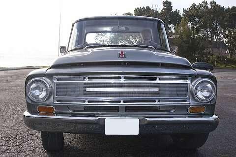 My Ride - 1967 International Harvester 908B - SFGate