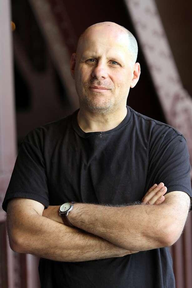 Eric Weiner Photo: Chuck Berman