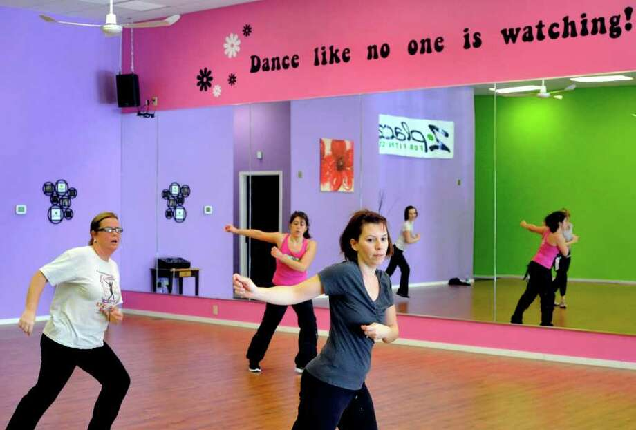 Get moving at Z Place for Fitness - NewsTimes