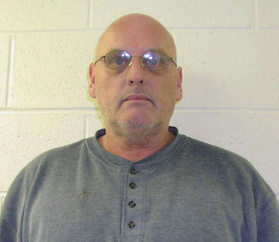 Russell Mace, of New Milford, is charged with the Dec. 17th robbery of a New Milford bank. Photo: Contributed Photo