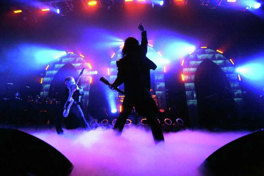 "TRANS-SIBERIAN ORCHESTRA: Brand new show,  ""The Lost Christmas Eve, "" debuts this season. 3 and 8 p.m. Dec. 22 at AT&T Center,  East Houston Street at AT&T Center Parkway,  210-444-5000. $30-$68.50 at Ticketmaster."
