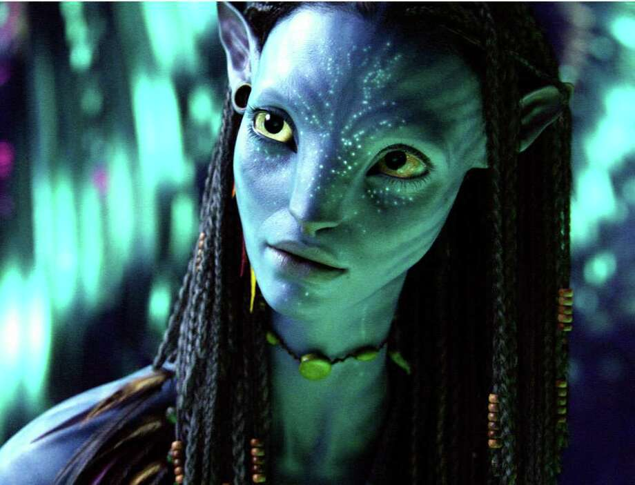Avatar director James Cameron hired a linguist to come up with a complete language for the Na'vi, the blue-skinned natives of the planet Pandora. Photo: 20th Century Fox / 20th Century Fox