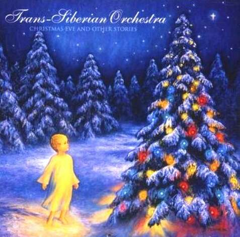 """Christmas Eve and Other Stories,"" the 1996 album from Trans-Siberian Orchestra Photo: Courtesy Photo"