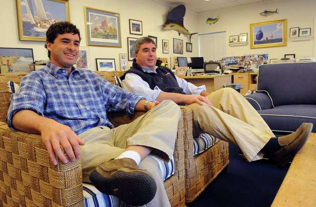 ...you're on a first-name basis with Ian and Shep. Photo: Lindsay Niegelberg / Stamford Advocate