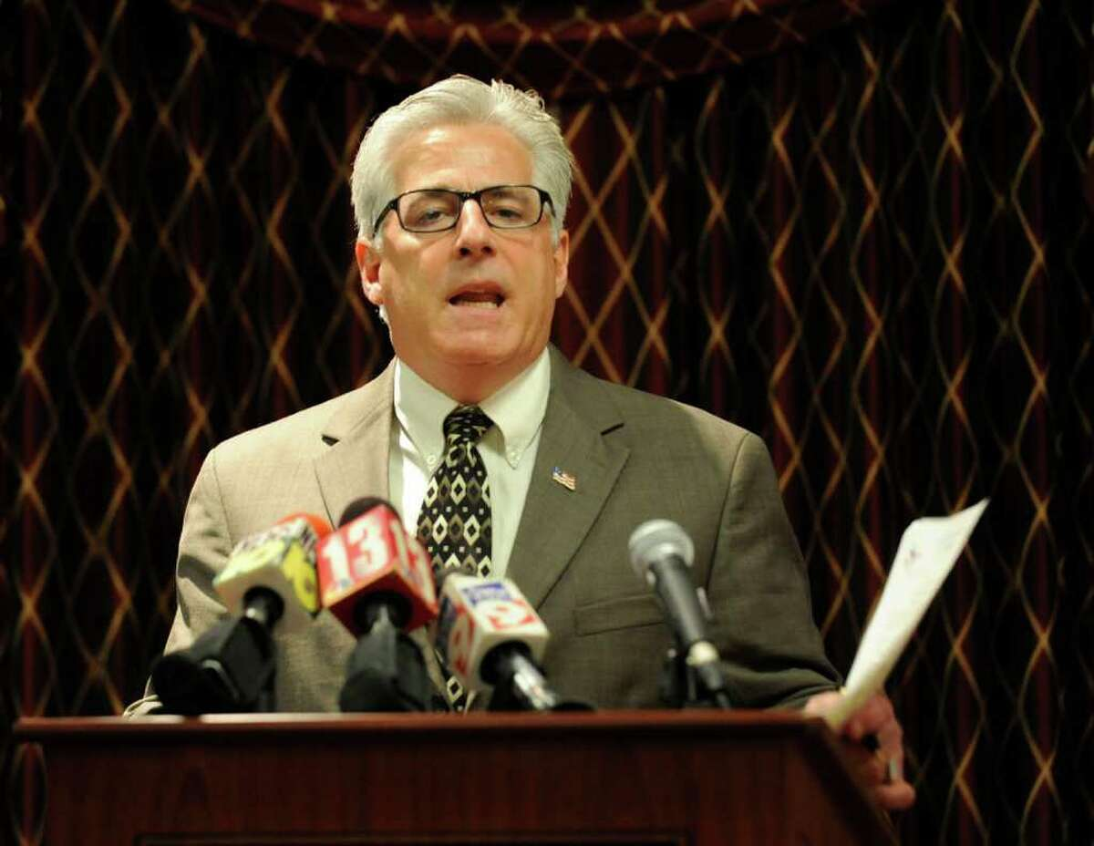 Troy City Council President Clement Campana has said he refused to testify before grand juries investigating ballot fraud in Troy. (Skip Dickstein/Times Union archive)