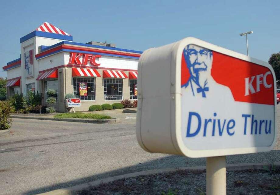 KFCCashier: $7.62 per hourSource:Yahoo Photo: TRY WRIGHT, BLOOMBERG NEWS