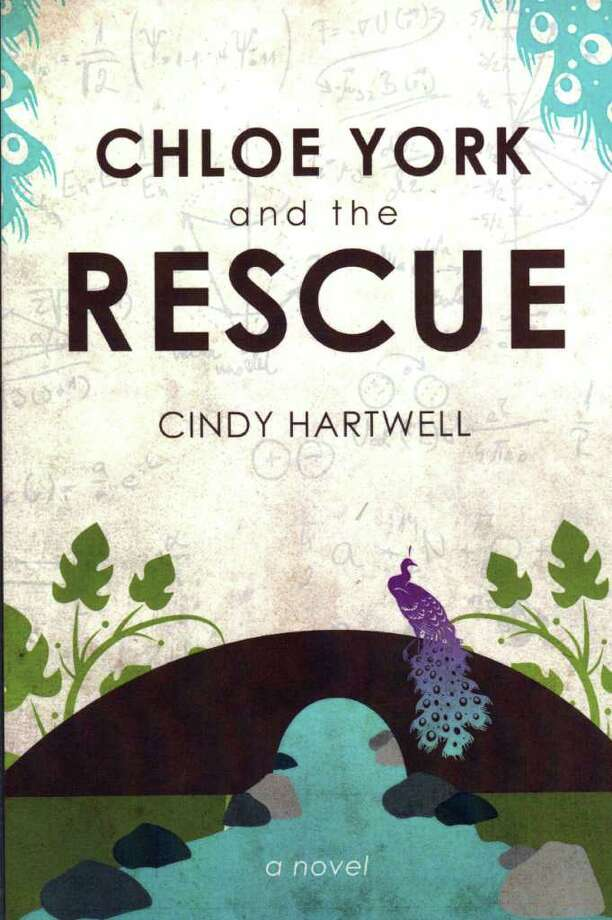 "Greenwich resident and author Cindy Hartwell has had her first novel, a young adult mystery titled ""Chloe York and the Rescue,"" published by Tate Publishing and Enterprises. Photo: Contributed Photo"