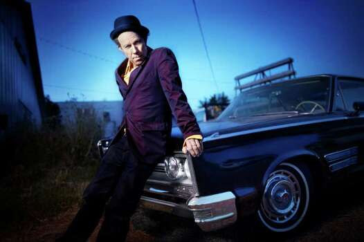 JESSE DYLAN EMPATHY FOR THE LESS FORTUNATE: Tom Waits explores what went wrong with the American dream in his recently released album Bad as Me. Photo: Jesse Dylan