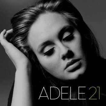 Adele is nominated for six awards. / handout