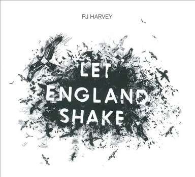 Let England Shake, PJ Harvey Photo: Island