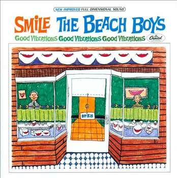 SMiLE, Beach Boys Photo: EMI Catalogue