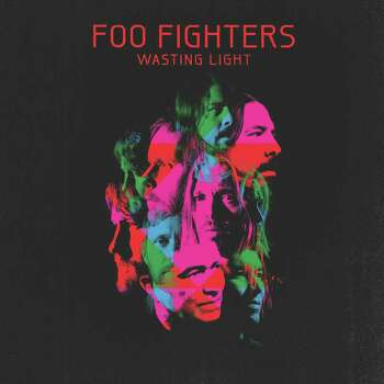 Cover art for Wasting Light - Foo Fighters. / DirectToArchive