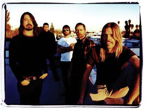 Foo Fighters 2011. Photo: Steve Gullick. / DirectToArchive