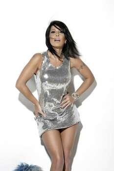 Alejandra Guzman, Mexican rock-singer. Photo: EMI Music