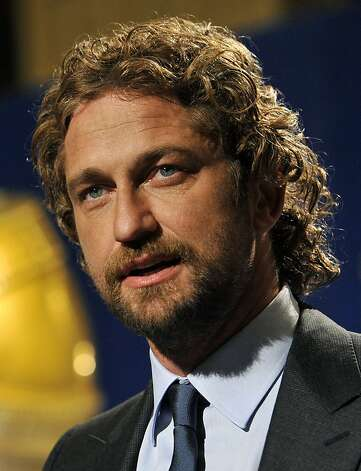 Gerard Butler Photo: Chris Pizzello, Associated Press