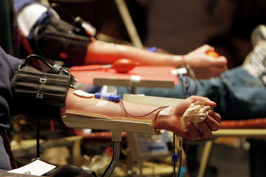 The FDA is considering lifting a decades-old ban on gay men donating blood. Photo: Toby Talbot / Associated Press / AP