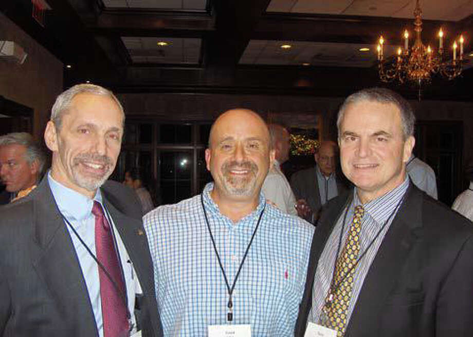 Carl Russell, Dave Gorbach and Dave Fugitt. Photo: Contributed Photo