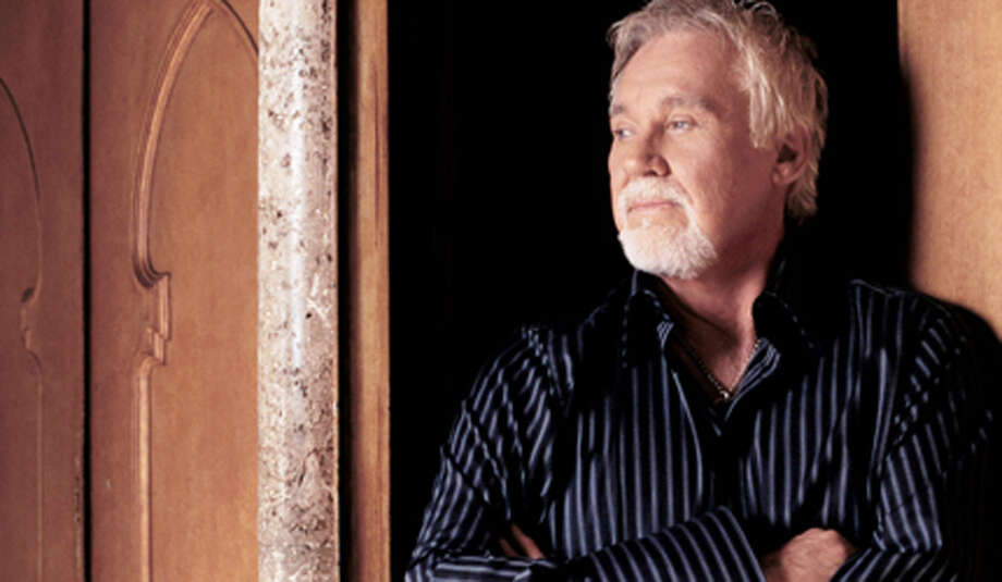 Country star Kenny Rogers