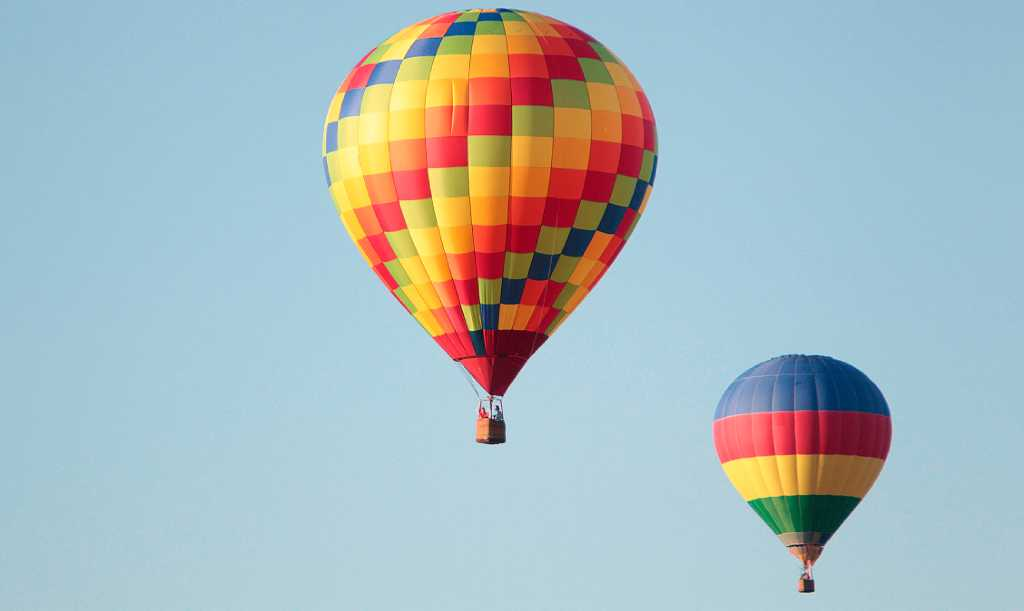 Inaugural hot air balloon festival will illuminate Central ...