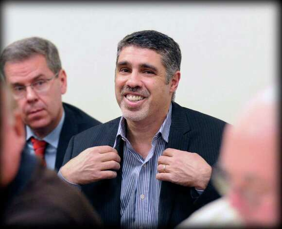 ...Baba Booey is your pal. Photo: Bob Luckey, ST / Greenwich Time