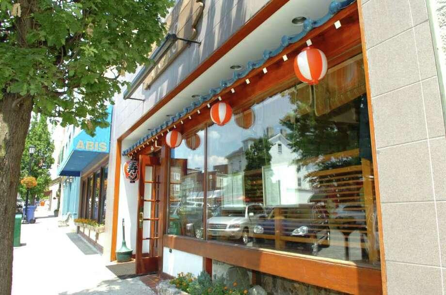 Japanese Restaurant Greenwich Ave