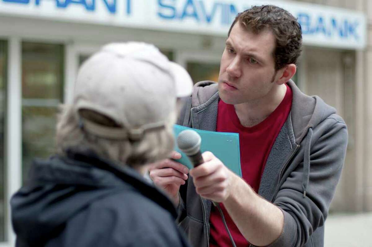 Billy Eichner, who gained fame on