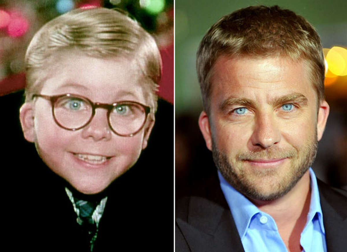 """""""A Christmas Story,"""" the tale of 9-year-old Ralphie Parker and his Red Ryder BB Gun has become so popular, that TBS now airs it for 24 hours starting Christmas Eve. For many families, sitting around the TV and watching this 1983 movie, based on writings by humorist Jean Shepherd, has become a tradition. People love the film because it gives a sense of realism to the holidays and celebrates the oddities of families and people. In the Parker Family, there's Ralphie who finally gets his BB gun and shoots his eye out, his father who famously receives an """"Italian"""" leg lamp (""""fragilé"""") in the mail, and his mother who tells Ralphie's brother to eat like a piggy. Ever wonder what happened to this crazy cast of characters? The Christmas Story House & Museum in Cleveland, Ohio, keeps tabs on the cast members and has put together a collection of then-and-now photos along with details that tell you about their whereabouts.Above: Peter Billingsley played the dumb-lucked Ralphie Parker who shoots his eye out. Now he's working as a producer and his projects range from 'Dinner for Five' to 'Iron Man.'"""