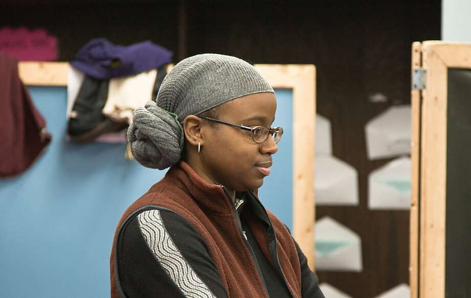 """Dee Rees, writer/director of """"Pariah."""" Photo: Jenny Baptiste, Focus Features"""
