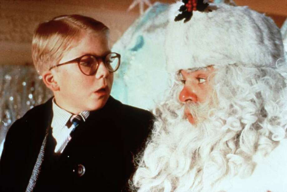 Catch A Christmas Story, the hilarious and nostalgic Christmas film, several times on TBS today. The 1983 film airs every two hours beginning at 1 a.m. The final showing starts at 5 p.m. / Handout slide