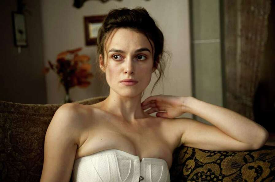 Movie bosses enhanced Keira Knightley's breasts – in a bad
