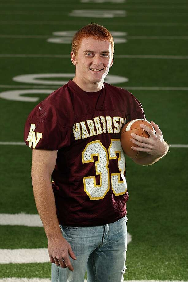 Devine running back Joseph Sadler. JERRY LARA/glara@express-news.net