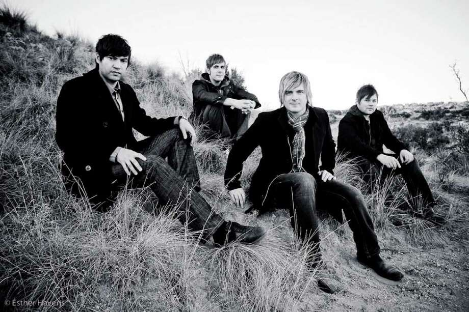 The Afters are pleased TV shows have latched on to their music. Photo: INO RECORDS