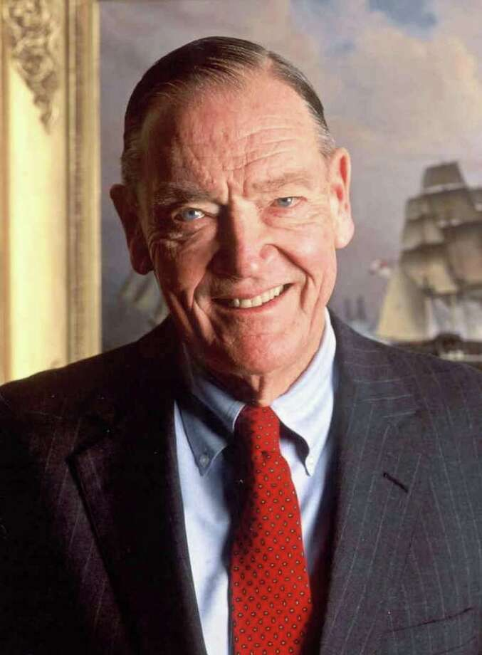 FILE - This undated file photo provided by Newman Communications Inc., shows John C. Bogle, the retired founder of the mutual fund company Vanguard. Bogle's sympathies lie with the Occupy protesters and others challenging Wall Street and corporate America, where he made a lucrative career founding Vanguard and pioneering index mutual funds. In an interview, the 82-year-old rails against tax policies that he argues favor wealthy investors and financial speculators at the expense of average folks and the nation's fiscal health.  (AP Photo/Newman Communications, Inc., file) Photo: Anonymous