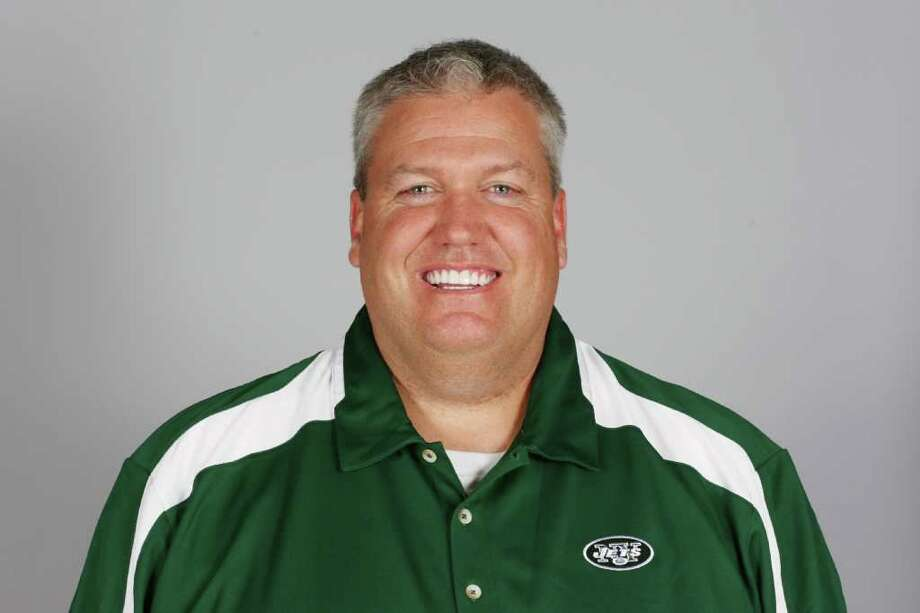 This is a 2009 photo of Rex Ryan of the New York Jets NFL football team. This image reflects the New York Jets active roster as of Tuesday, June 8, 2010. (AP Photo) Photo: Anonymous / NFLPV AP