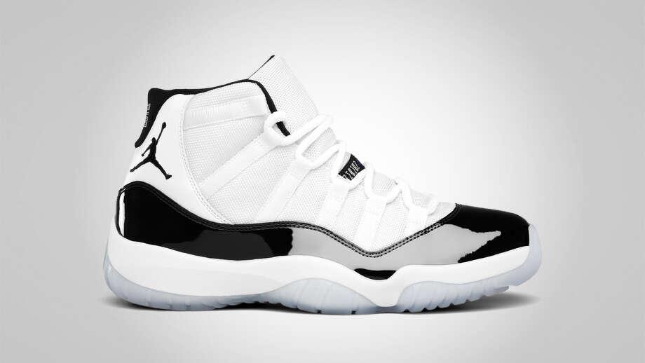 """Air Jordan XI """"Retro"""" Concords Photo: Courtesy Photo/Nike.com"""