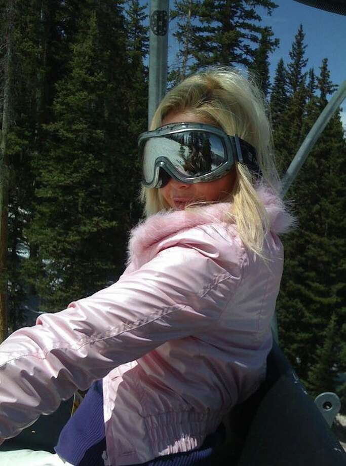 This photo is from Helen Kapoutsos' Facebook Page which indicates she lives in Aspen, Colorado, the ski resort town she told arresting officers in Massachusetts she lived in. Photo: Facebook